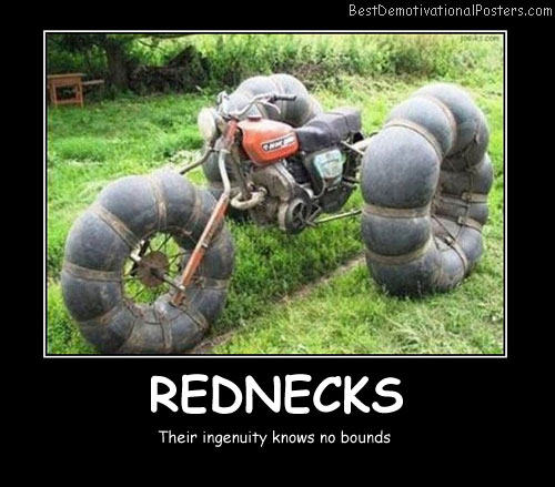 Rednecks Bounds Best Demotivational Posters