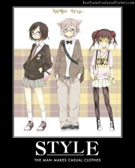 Style With Casual Clothes