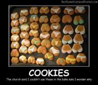 Cool Cookies Best Demotivational Posters
