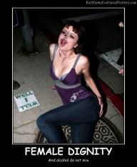 Female Dignity