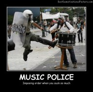 Music Police