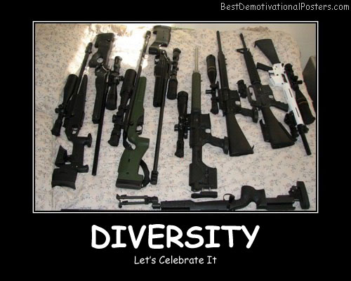Diversity Best Demotivational Posters