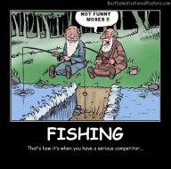 Fishing Competitors
