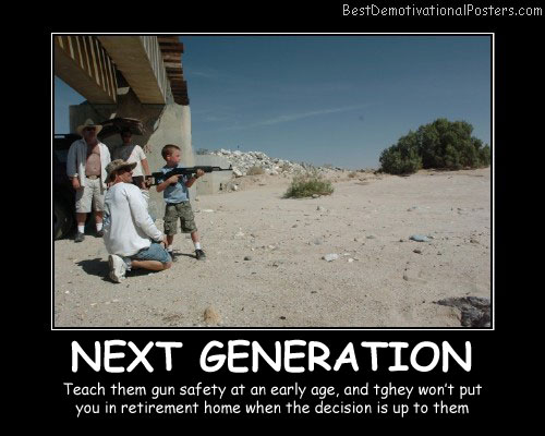 Next Generation Best Demotivational Posters