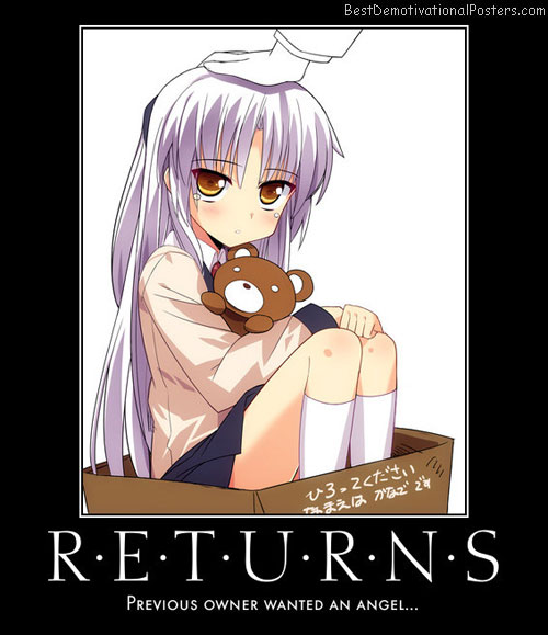 Returns Anime