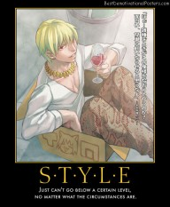 Style No Matter What
