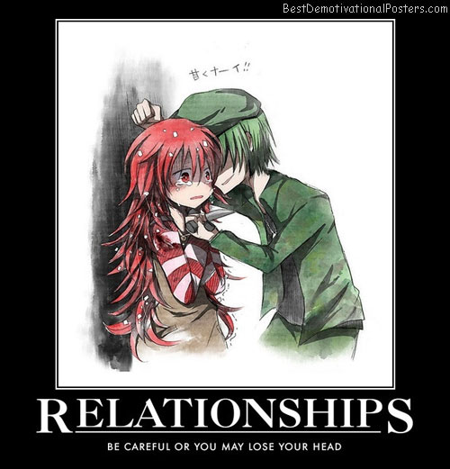 Anime Relationships