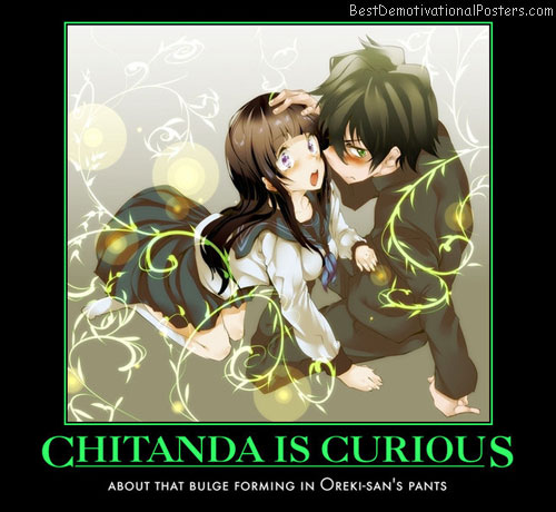 Chitanda Is Curious -Anime