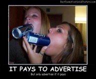 It Pays To Advertise