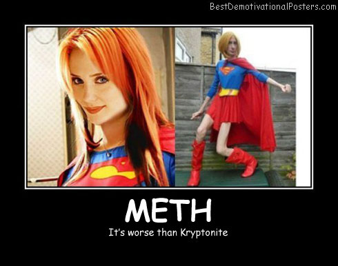 Meth - Best Demotivational Posters