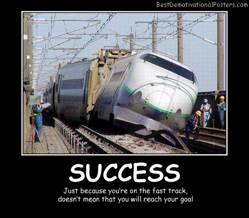 Success - Best Demotivational Posters