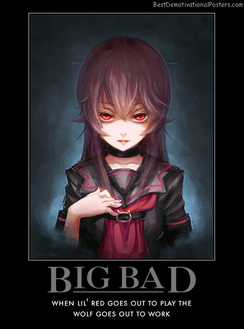 Big Bad - anime