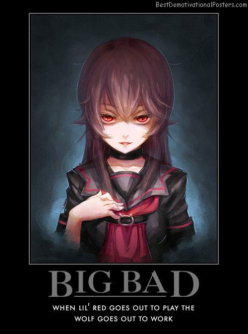 Big Bad - anime
