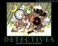 Detectives Anime