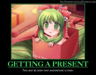 Getting A Present Anime