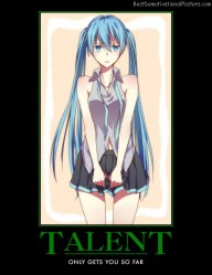 Talent – Anime