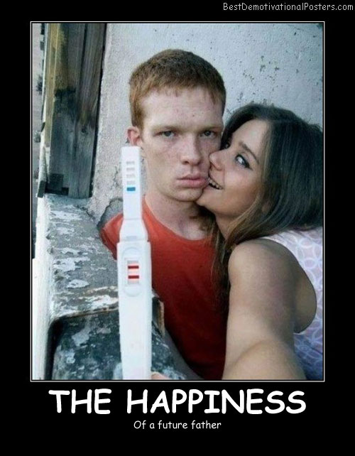 The Happiness - Best Demotivational Posters