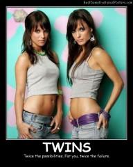 Twins Beautiness