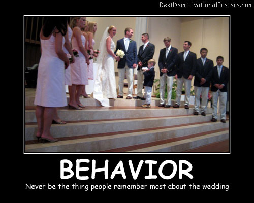 Behavior - Best Demotivational Posters